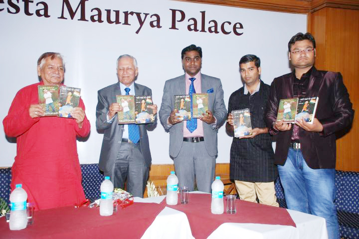 Book  Launch of Little LuckNow