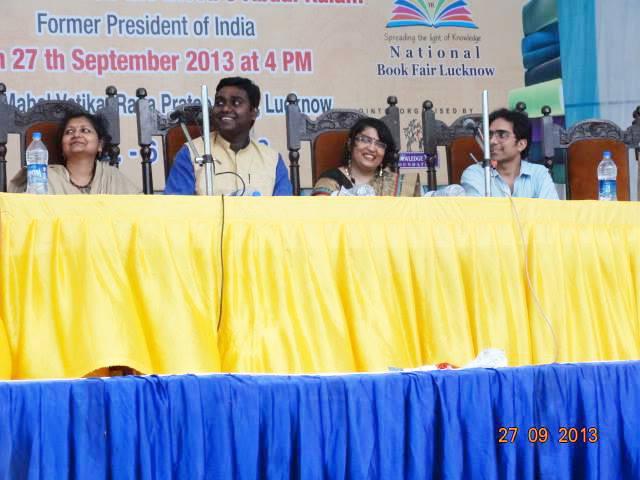 Panel Discussion - Nitya Prakash at NBF