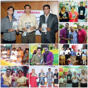 Dr. Nitya Prakash's book release