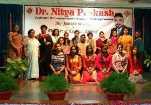 Dr. Nitya Prakash at AGDC