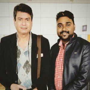Dr. Nitya Prakash with Kanwaljit Singh