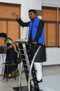 Dr. Nitya Prakash at SRMU